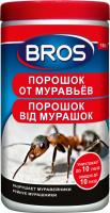 Порошок BROS от муравьев банка 100гр.