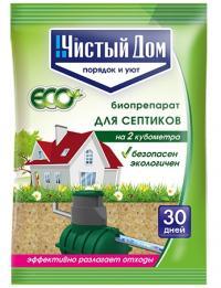 Чистый Дом Средство для септиков и дачных туалетов 75 гр. (47-0099)