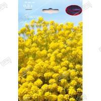 Алиссум Лимонад желтый многолетний(20пак*0,3 гр.)