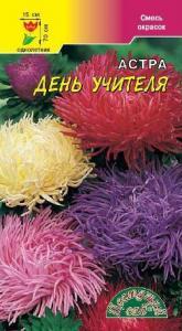 Астра День учителя смесь, хризантем.0,3 гр.