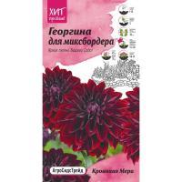 Георгина Кровавая Мери для миксбордера 0,1 гр. АСТ