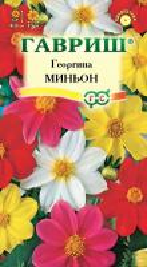 Георгина Миньон смесь 0,3 гр.