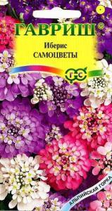 Иберис Самоцветы, смесь 0,2 гр.