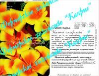 Эшшольция Кимоно императора/Калифорнийская (20пак*0,5 гр.)
