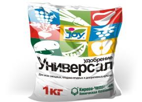 Удобрение Универсальное 1 кг. JOY
