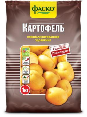 Удобрение Фаско тукосмесь Картофель 1 кг.