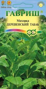 Махорка Деревенский табак 0,01 гр.