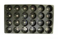 Кассета для рассады 24 ячейки