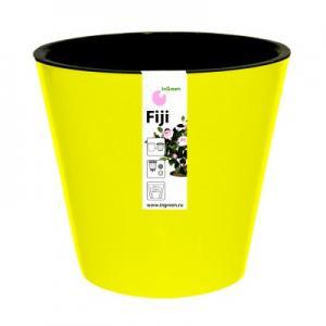 Горшок 1,6л Фиджи, желтый (D=160мм) () (ING1553ЖТЛ)