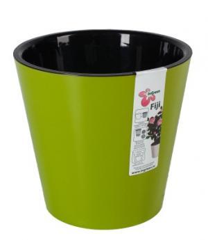 Горшок 5л Фиджи, салатовый (D=230мм) () (ING1555СЛ)