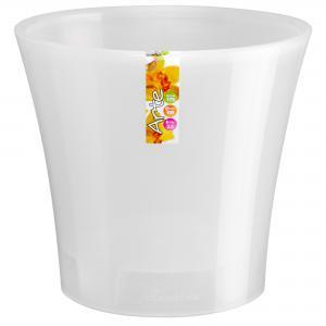 Горшок Арте 1,2 литра жемчуг-прозрачный