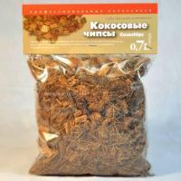 Кокосовые чипсы 0,7 литра.