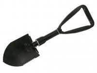 Лопата складная многофункциональная -кирка,пила,лопатка (в слож. Виде 19см.) ТРУППЕР (16018)