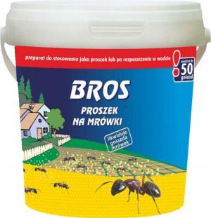 Порошок BROS от муравьев ведерко 500гр.