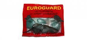 Брикет мягкий EUROGUARD от крыс и мышей 100гр.