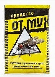 От МУХ приманка гранулир. 15гр.