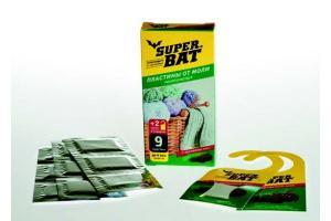 Антимоль Супер Бат пластины хвоя в упак.  (03-002)