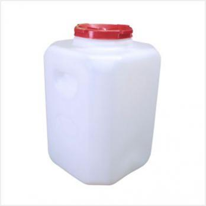 Канистра-бочка 50 литров прямоугольная  (М297)