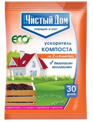 Средство для ускорения созревания компоста 50 гр. (47-0064)