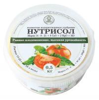 Нутрисол для томата (14-8-21-8 CaO+2 Мg+микроэлементы) 0,5 кг.